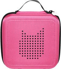 TONIES Tonie Transporter - Transporttasche für Tonie-Figuren (Pink)