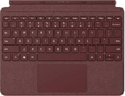 MICROSOFT Surface Go Type Cover SC Swiss - Clavier (Bordeaux)