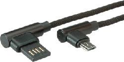 ROLINE Cavo USB -  (Nero)