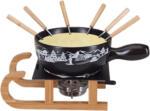 MediaMarkt NOUVEL Set á fonduere - Set à fondue (Noir)