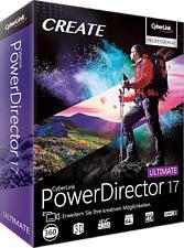 PC - CyberLink PowerDirector 17 Ultimate /D