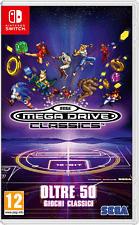Switch - SEGA Mega Drive Classics /I