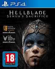PS4 - Hellblade: Senua's Sacrifice /D