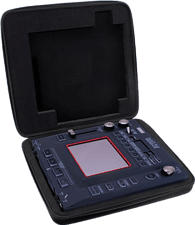 UDG Creator U8433BL - Hardcase (Schwarz)