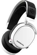 STEELSERIES Arctis Pro Wireless - Cuffie da gaming (Bianco)