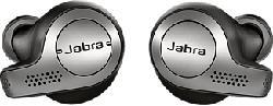 JABRA Elite 65t - True Wireless Kopfhörer (In-ear, Schwarz)