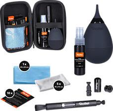 ROLLEI 27023  RE Cleaning Kit - Kit de nettoyage (Noir)