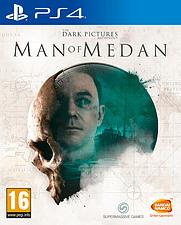 PS4 - The Dark Pictures: Man of Medan /Multilingue