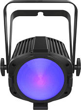 CHAUVET EVE P-150 UV - Faretto a LED (Nero)