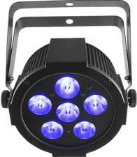CHAUVET SLIMPAR H6 - Projektor (Schwarz)