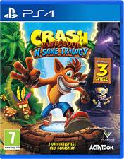 PS4 - Crash Bandicoot N. Sane Trilogy /D