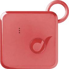 CELLULAR LINE Eureka - Localisateur d'objets (Rouge)