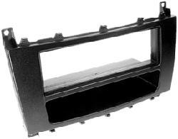 RTA 000.064-0 - 1- DIN Radioblende (Schwarz)
