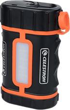 CELESTRON PowerTank Pro - Batteria al fosfato di litio (Nero/Arancione)
