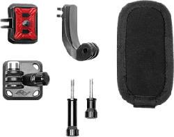 PEAK DESIGN P.O.V. Kit - Action-Kamerahalter (Schwarz)