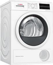 BOSCH WTW854D2CH SELFCLEANING - Asciugatrice (Bianco)