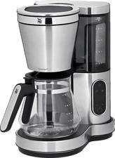 WMF LUMERO GLAS - Macchina da caffè filtro (Argento)