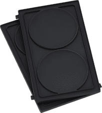 WMF Lono Snack Master - Pancake Platten (Schwarz)