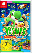 Switch - Yoshi's Crafted World /D