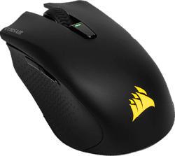 CORSAIR Harpoon RGB Wireless - Mouse gaming senza fili (Nero)