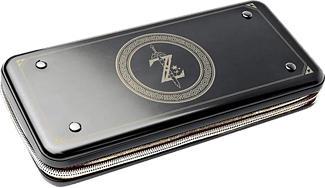 HORI Switch Aluminium Case Zelda - Schutzhülle (Schwarz)
