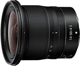 NIKON NIKKOR Z 14-30 mm F/4.0 - Zoomobjektiv
