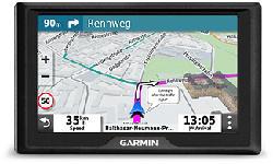 GARMIN Drivesmart 65 MT-S - Navigationsgerät (Schwarz)