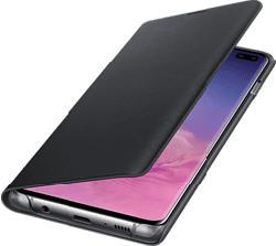 SAMSUNG Led View - Custodia per libretti (Adatto per modello: Samsung Galaxy S10+)