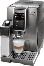 DE-LONGHI Dinamica Plus ECAM 370.95.T - Macchina da caffè automatica (Titanio)