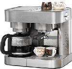 MediaMarkt ROMMELSBACHER EKS 3010 Kaffee-/Espresso Center - Machine à café automatique (Acier inoxydable)