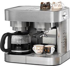 ROMMELSBACHER EKS 3010 Kaffee-/Espresso Center - Espressomaschine (Edelstahl)
