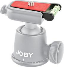 JOBY QR Plate 3K 3er Pack - Plaque QR (Noir)