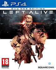 PS4 - Left Alive: Édition Day One /F