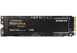 SAMSUNG 970 EVO Plus NVMe M.2  - Disque dur (SSD, 1 TB, Noir)