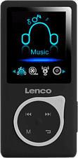 LENCO Xemio 768 - MP3 Player (8 GB, Grau/Schwarz)