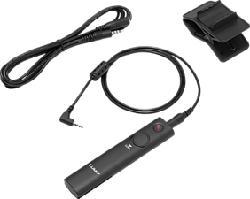 PANASONIC DMW-RS 2 E ACCESSORY FOR DSC - Déclencheur à distance à câble (Noir)