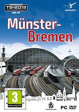 PC - Münster-Bremen für TS 2019 (Add-On) /D