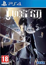 PS4 JUDGMENT /I