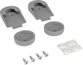 MIELE WTV-500 Kit di connessione lavaggio-secco (Grigio)
