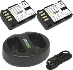WASABI POWER KIT‐BB‐BLF19‐01 - Batterie (Noir)