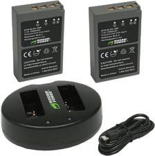 WASABI POWER KIT-BB-BLS5 - Batterie (Noir)
