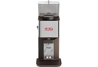 LELIT William PL71 - Kaffeemühle (Edelstahl/Schwarz)