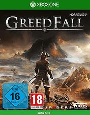 Xbox One - GreedFall /F