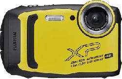 FUJIFILM FinePix XP140 - Fotocamera compatta (Risoluzione efficace della foto: 16.4 MP) Giallo