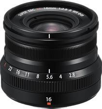 FUJIFILM FUJINON XF16mm F/2.8 R WR - Obiettivo a lunghezza focale fissa