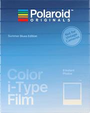 POLAROID 659004927 Summer Blue - Sofortbild-Farbfilm (blau)