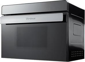 TRISA Combi Steamer 40l - Vaporiera (Nero)