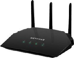 NETGEAR WAC124-100PES - WLAN-Accesspoint (Nero)