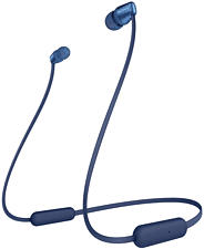 SONY WI-C310 - Auricolare Bluetooth (In-ear, Blu)