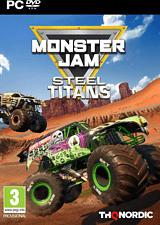 CDR MONSTER JAM STEEL TITANS /E/F/I/ES